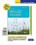 The Skilled Reader, Books a la Carte Edition (3rd Edition)