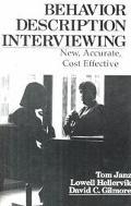 Behavior Description Interviewing New, Accurate, Cost Effective