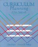 Curriculum Planning: A New Approach