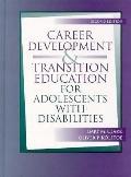 Career Devel...f/adoles.w/disabilities