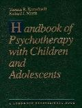Handbook of Psychotherapy With Children and Adolescents