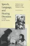 Speech,lang.+hearing Disorders