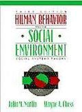 Human Behavior and the Social Environment Social Systems Theory