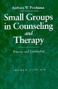 Small Groups in Counseling+therapy