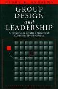 Group Design+leadership