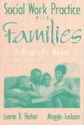Social Work Practice W/families