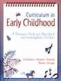 Curriculum in Early Childhood A Resource Guide for Preschool and Kindergarten Teachers