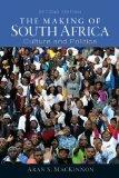 Making of South Africa, The Plus MySearchLab with eText -- Access Card Package (2nd Edition)