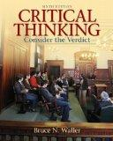 Critical Thinking: Consider the Verdict Plus MyThinkingLab with eText -- Access Card Package...