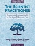 Scientist Practitioner Research and Accountability in the Age of Managed Care