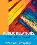 Public Relations: A Value Driven Approach with MyCommunicationLab with eText -- Access Card ...