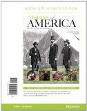 Visions of America: A History of the United States, Volume One, Books a la Carte Edition (2n...