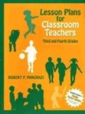 Lesson Plans for Classroom Teachers Third and Fourth Grades