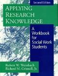 Applying Research Knowledge