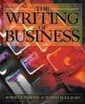 Writing of Business
