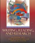 Writing,reading+research