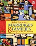Marriages and Families Census Update, Books a la Carte Plus MyFamilyLab