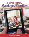 Exploring Marriages and Families Plus NEW MyFamilyLab with eText -- Access Card Package