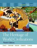 HERITAGE WORLD CIVILZTNS V2&NEW MHL SAC PKG (9th Edition)