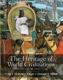 The Heritage of World Civilizations: Brief Edition, Combined Volume with NEW MyHistoryLab wi...