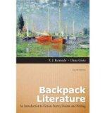 Backpack Literature: An Introduction to Fiction, Poetry, Drama, and Writing with MyLiteratur...