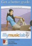 MyMusicLab with Pearson eText -- Valuepack Access Card -- for Jazz Styles