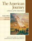 American Journey, The, Concise Edition, Combined Volume Plus NEW MyHistoryLab with eText -- ...