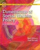 Dimensions of Social Welfare Policy Plus MySearchLab with eText -- Access Card Package (8th ...