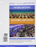 Conformity and Conflict: Readings in Cultural Anthropology, Books a la Carte Edition (14th E...