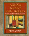 Content Reading+literacy