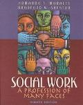 Social Work:profession of Many Faces