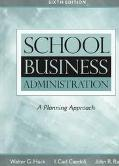 School Business Admin.:planning Appr.