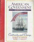 American Government 1997 Alternate Edition: Continuity and Change