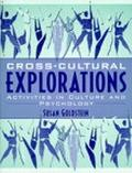Cross-Cultural Explorations Activities in Culture and Psychology