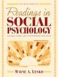 Readings in Social Psychology