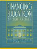 Financing Educ.in Climate of Change