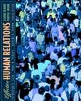Effective Human Relations A Guide to People at Work