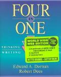 Four in One Thinking, Reading, Writing, Researching
