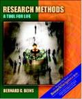 Research Methods A Tool for Life