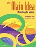 Main Idea Reading to Learn