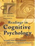 Readings in Cognitive Psychology Applications, Connections, and Individual Differences