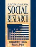 Spotlight on Social Research