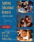 Applying Educational Research A Practical Guide