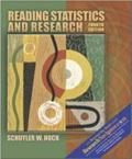 Reading Statistics and Research