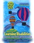 Learning Disabilities Foundations, Characteristics and Effective Teaching