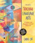 Teaching Language Arts A Student- and Response-Centered Classroom