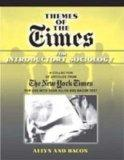 Themes of the Times for Introductory Sociology (Articles from the New York Times)