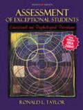Assessment Of Exceptional Students Educational And Psychological Procedures