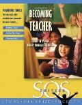 Becoming a Teacher - SOS Edition - Forrest W. Parkay - Paperback