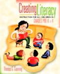Creating Literacy Instruction For All Children In Grades Pre-k To 4 Mylabschool